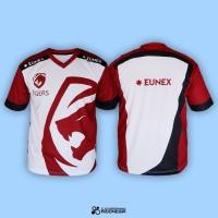 Jersey Team Tigers - Baju Gaming DOTA 2