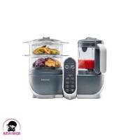 BABYMOOV Nutribaby Plus Food Processor Baby All in One Grey - DB001