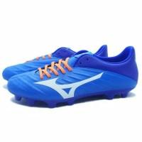 Sepatu Bola Mizuno Rebula 2 V3 Brilliant Blue White