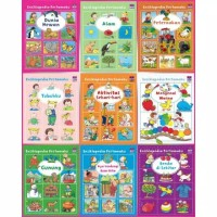 Ensiklopedia Pertamaku. Buku anak BIP Gramedia