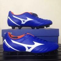 Baru Sepatu Bola Mizuno Monarcida Neo Select Reflex Blue P1GA192501