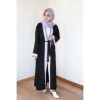 Abaya Muslim | Yaraza Abaya | Long Outer | Gamis Wanita