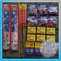 Kembang api mainan anak-anak paket 2