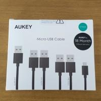 Aukey CB-D5 Micro USB (5 Packs) Original Garansi Resmi Aukey Indonesia