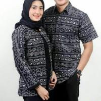 Baju Batik Couple keluarga / Batik / Couple Batik / Kemeja Batik /HM
