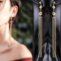 Anting Fashion Tassel Earrings AP2044
