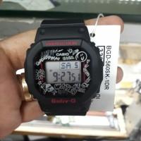 Casio Baby-G BGD-560SK-1DR BGD560SK-1 Original