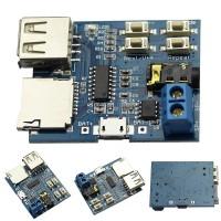 MP3 Player Decoder Module Amplifier Board Audio Flashdisk SD Card