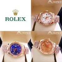 Suplier Jam Tangan Rolex Oyster Perpetual Datejust MOP Auto Rose Gold