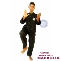 Seragam Latihan Pencak Silat (Siswa PSHT) / Baju silat
