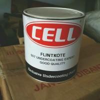 Flinkote Cell Cat Pelapis Anti Karat Mobil Motor Seng Alumenium Baja
