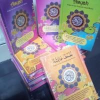 Mushaf Aisyah Al Qur an terjemah untuk wanita