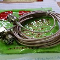 D-515 Kabel Bracket Teflon Mobil Antena HT Rig D515 5m Radio D Antenna