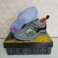 Sepatu Basket Nike Paul George PG 2 Allstar all star Suede Free Gelang