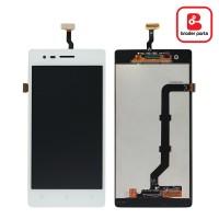 LCD TOUCHSCREEN OPPO R1201 NEO 5 A31 ORIGINAL WHITE