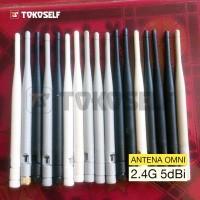 Antena Omni 2.4G 5dBi Syma X5c X5sw X8 Wifi Modem RC Drone Router