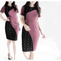 dress remaja/mini-midi dres/gaun pesta/baju kantor/kerja/dress murah
