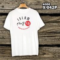 Kaos dakwah Muslim Islam - Kaos Distro - Kaos Islami - Kaos Dakwah