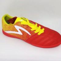 Sepatu Futsal Specs Equinox In Emperor Red Yellow Original New 2018