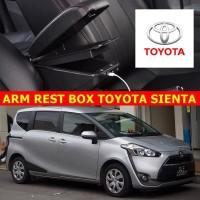 Arm Rest Box Kotak Alas Lengan TOYOTA SIENTA dual stack 7 Port USB Cha