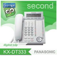 Pesawat Telepon Digital Panasonic KX-DT333 Second