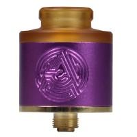 Artha RDA V1.5 Banok Tip 24 RDA Atomizer - PURPLE [Clone]