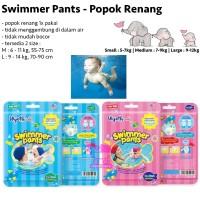 Swimmer Pants Celana Renang Bayi Swimming Popok Celana Renang 1x Pakai