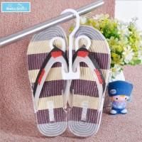 GANTUNGAN SERBAGUNA sepatu & sendal/ hanger pengering sepatu