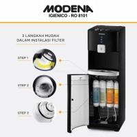 Modena - Water Purifier RO8101