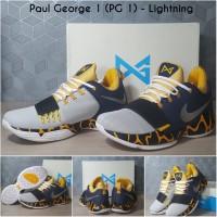 Sepatu Basket Nike PG 1 PAUL GEORGE LIGHTNING YELLOW SALE TERMURAH