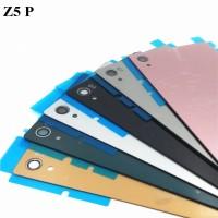 Sony Xperia Z5 Premium Z5P E6853 Back Cover Battery Door Glass Part