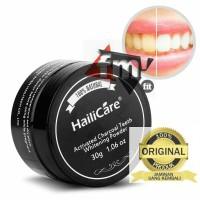 original activated charcoal whitening teeth pemutih gigi arang aktif