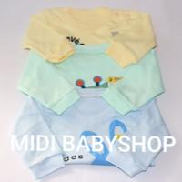 Baju Lengan Panjang bayi / Kaos lengan panjang Bayi ( Daffa Baby ) - M