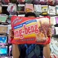 Bantal Snack Beng-beng/ Bantal Makanan Beng-beng