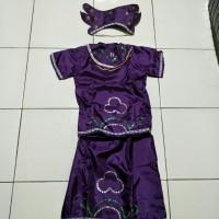 Adat anak perempuan TK daerah sul ut /kostum karnaval adat nasional