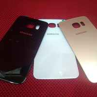 Backdoor backcover casing Samsung Galaxy S6 Edge tutup belakang