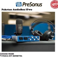 PAKET RECORDING PRESONUS AUDIOBOX USB 96 STUDIO