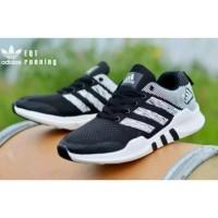 Sepatu Kets Adidas EQT Running Hitam Putih / Sepatu Pria