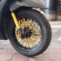 Top Andong Velg Pelek Racing Motor Ring 14 Matic Beat Fi Street Esp