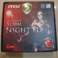 MSI B150M Night Elf (Second) Motherboard/Mobo