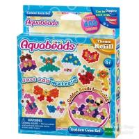 Aqua Beads Golden Gem Set Theme Refill - ORI Aquabeads EPOCH