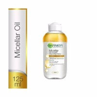 garnier micellar oil - infused cleansing water 125ml (makeup remover)