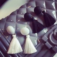 Tassel earrings bohemian