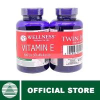 Wellness Natural Vitamin E 400iu Water Soluble (60) BOGO