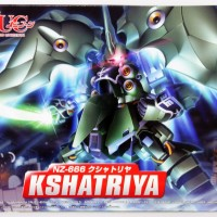 SD Gundam - BB Senshi BB 367 Gundam NZ-666 Kshatriya