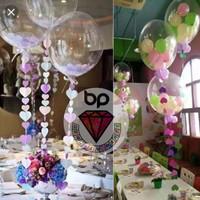 Balon PVC transparan / PVC Ballon 24inch high Quality