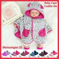 Baby Cape Cuddle Me Jaket Bayi Premium Cuddleme Baju Hangat Lucu