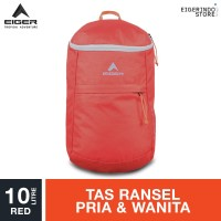 Eiger Alpaca Lite Daypack 10L - Red