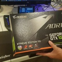 Gigabyte GeForce GTX 1080 Ti 11GB DDR5X Waterforce WB Xtreme Edition