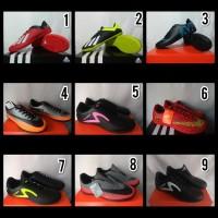 Sepatu Futsal specs nike adidas paket 2018